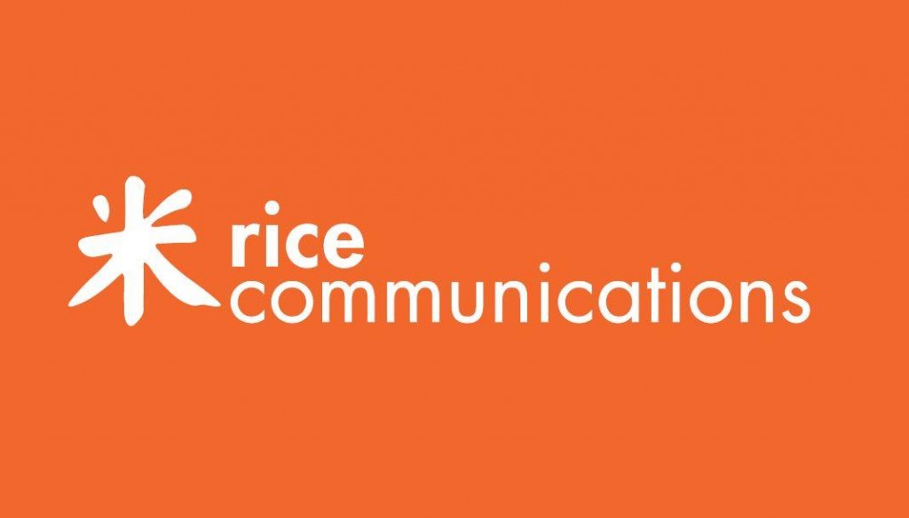 Rice communications logo