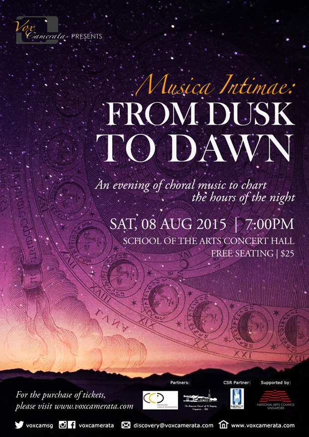 Musica Intimae - From Dusk To Dawn