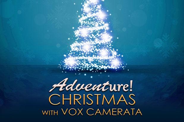 It's Christmas again! Presenting: Adventure 2015!