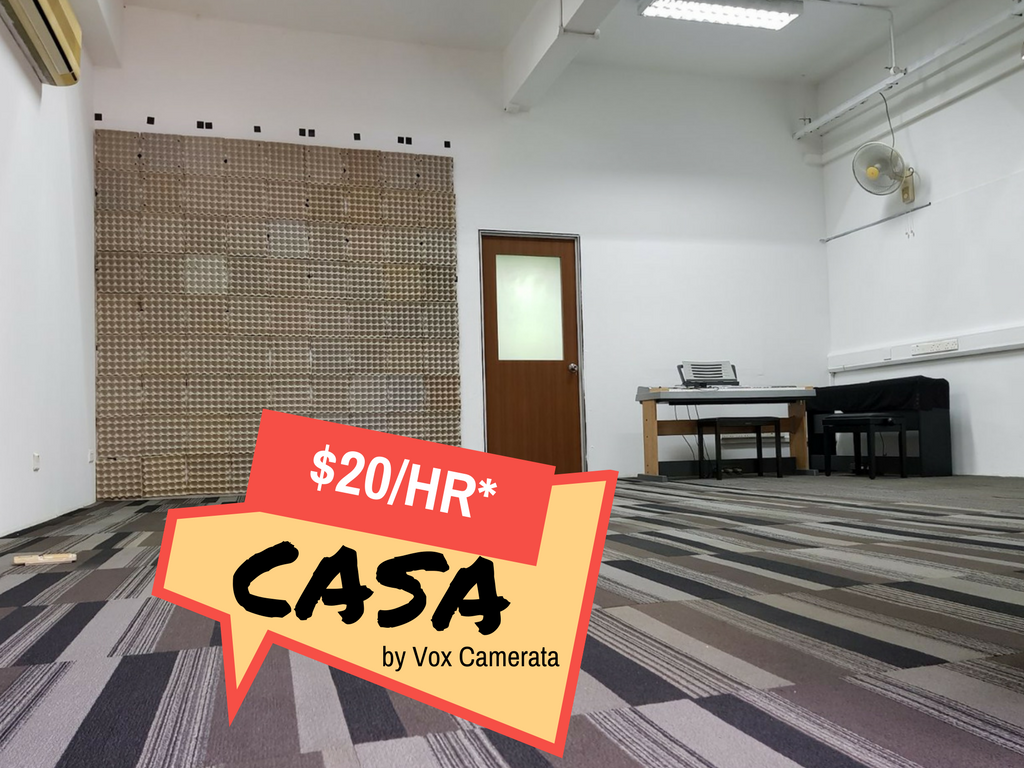 Need a Space for Group Activities? Here's Casa!
