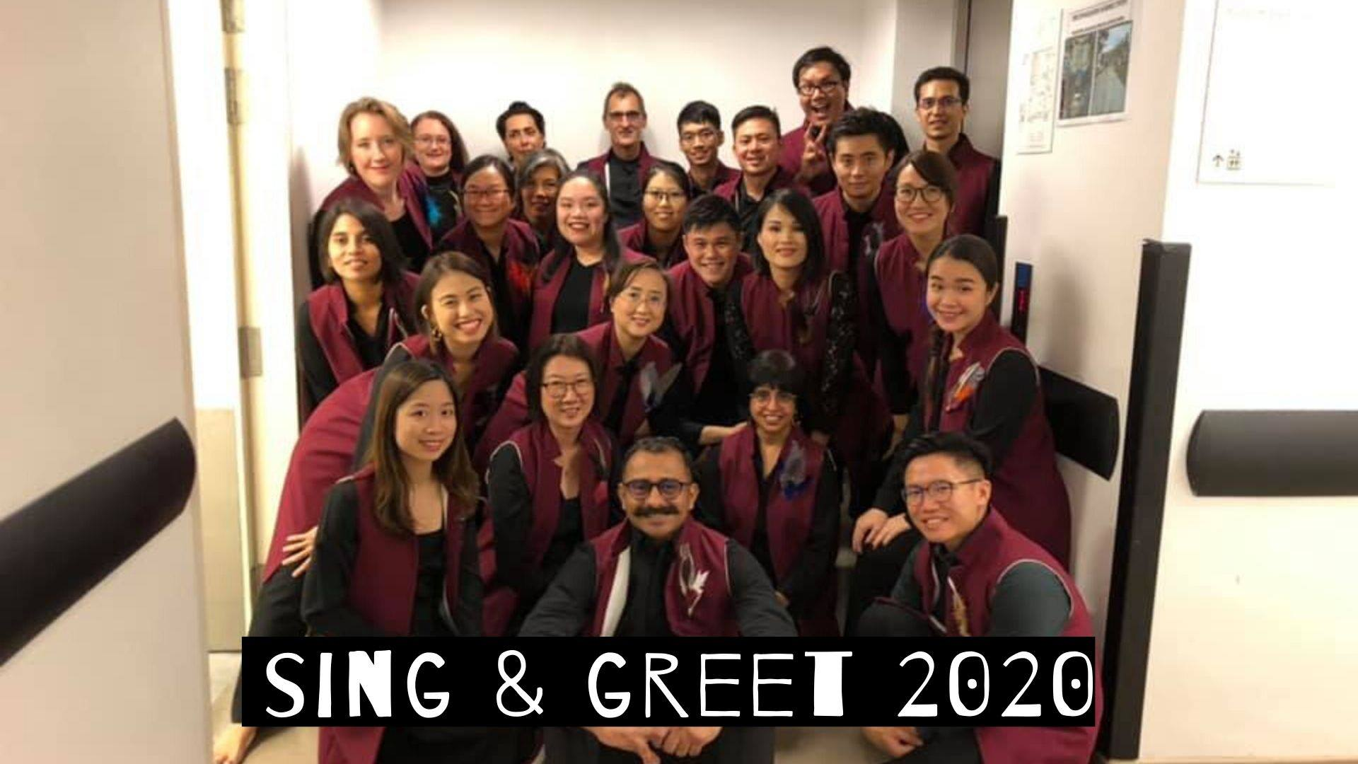 Sing and Greet 2020!